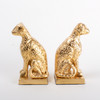 Picture of Bookend Set - Leopards