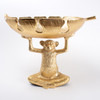 Picture of Fruit Bowl - Monkey - Gold