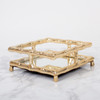 Alt pic of Cocktail Napkin Tray - Bamboo