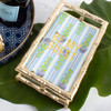 Alt pic of Guest Towel Tray - Bamboo
