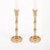 2pc Small Candlestick Set - Gold