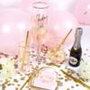 Oversized Champagne Glass- Birthday Girl
