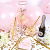 8oz Stemless Champagne Glass - Birthday Girl