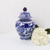 Blue Chinoiserie Large Ginger Jar