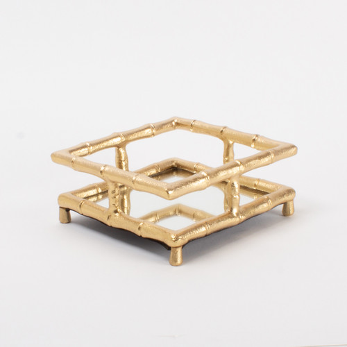Picture of Cocktail Napkin Tray - Bamboo