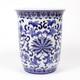Alternative Picture of Large Decorative Porcelain Planter