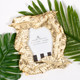 Alt Picture of 4x6 Picture Frame -Banana Leaf