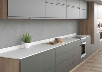 Caring for White Kitchen Worktops