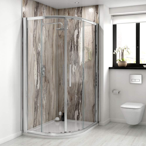 Nuova Dolce Vita Shower Panel Room Style