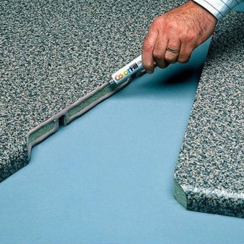 Senses Colorfill Worktop Sealant by Unika
