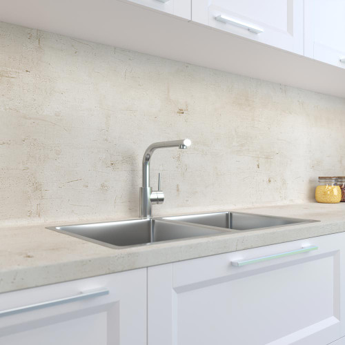 Senses Industrial Stone Splashback Room Style