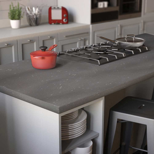 Senses Grey Fleck Breakfast Bar