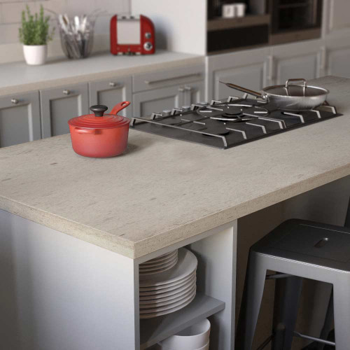 Senses Industrial Stone Breakfast Bar