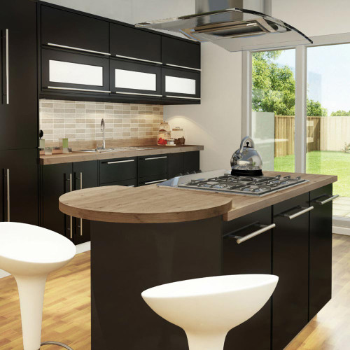 Heritage Hampshire Laminate Worktop Room Style