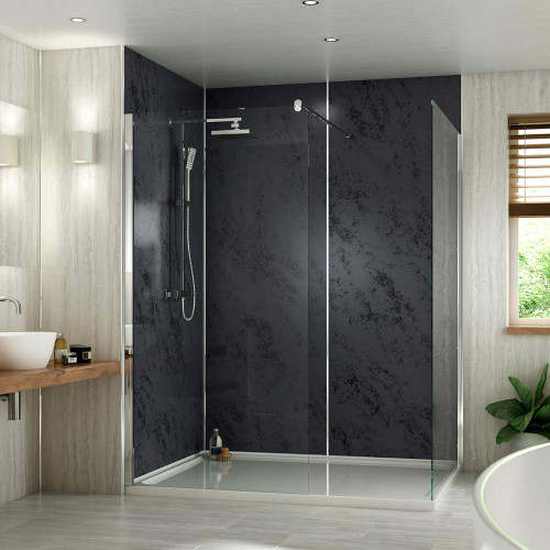 Nera Stone Nuova Laminate Shower Panel Room Style