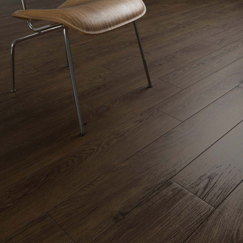 Clixeal Traditional Vintage Oak Vinyl Floor Planks Room Style