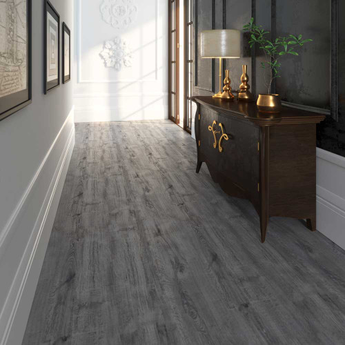 Clixeal Carron Oak Vinyl Floor Planks Room Style