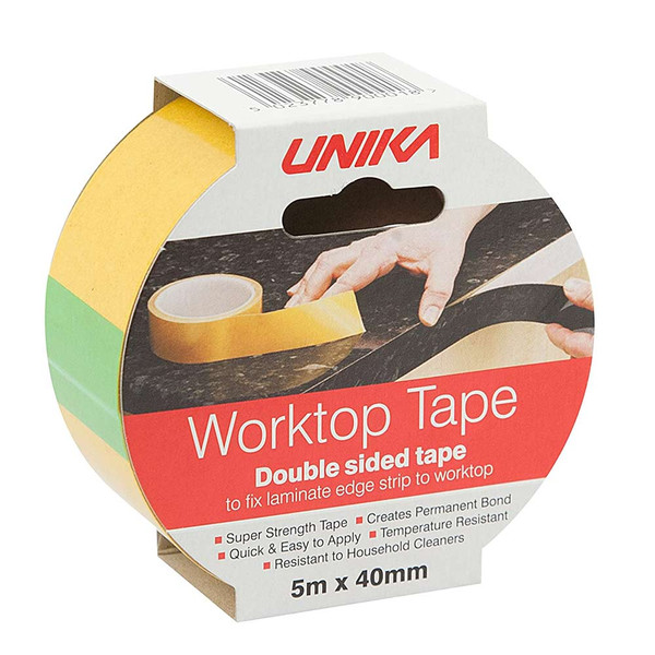Unika Worktop Adhesive Tape