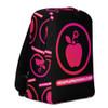 Minimalist Neon Gradient Logo Backpack