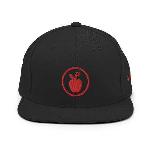 Neon Snapback Hat