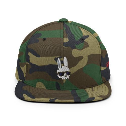Dead Headz Bunny Snapback Hat