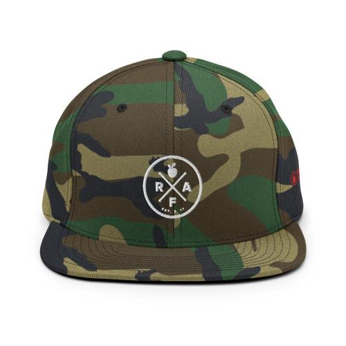 RAF Insignia Snapback Hat