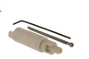 BrassCraft Plastic Stem Extension with Screw for Delta Faucets