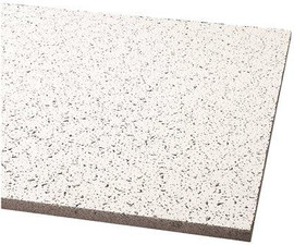 Armstrong® Acoustical Ceiling Panel 823 Cortega Square Lay In, 24x48x5/8 In., 8 Per Case