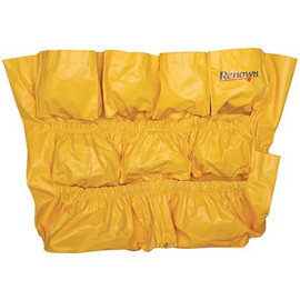 Renown Caddy Bag, Fits 20 To 44-gallon Waste Containers, Yellow, 6 Per Case