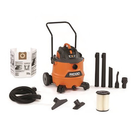 Ridgid 16 Gal. 6.5-peak Hp Nxt Wet Dry Shop Vacuum With Fine Dust Filter And Accessories