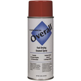 Rust-oleum 10 Oz. Gloss Red Overall Spray Paint