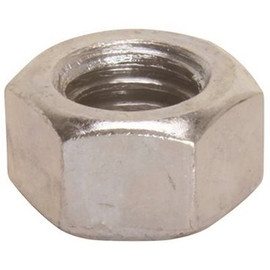 Hex Nuts, Finished, 1/2 In. X 13 In., 50 Per Pack