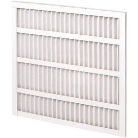 16 x 20 x 2 Pleated Air Filter Standard Capacity Self-Supported MERV 8 (12-Case)