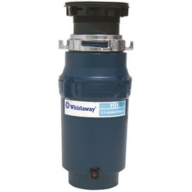 Whirlaway 191 1/3 Hp Continuous Feed Garbage  Disposal