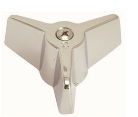 Cold Handle Assembly For American Standard, Chrome Plated