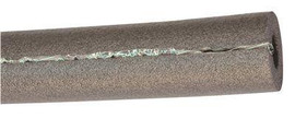 Frost King 1/2 In. X 1/2 In. Thick Wall X 6 Ft. Self Seal Tubular Poly Foam Pipe Insulation