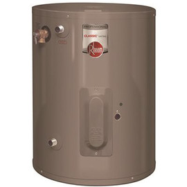 Rheem Professional Classic 20 Gal. 120-volt Point Of Use Electric Water Heater With Side T&p Relief Valve