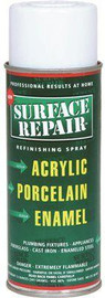 Multi-tech Products Surface Repair Refinishing Spray- Plumbing Fixtures 12 Oz., White