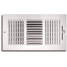 Truaire 14 In. X 8 In. 3-way Wall/ceiling Register