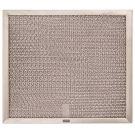 All-filters 8-1/4 In. X 11-1/4 In. X 3/8 In. Aluminum Range Hood Filter Pull Tab