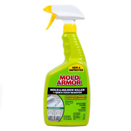 Mold Armor 32oz. Mold And Mildew Killer + Quick Stain Remover