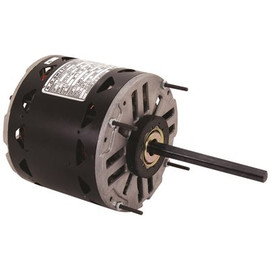 Century Fdl6001 Masterfitpro Direct Drive Blower Motor, 5-5/8 In., 115 Volts, 7.0 - 2.4 Amps, 1/2 - 1/6 Hp, 1,075 Rpm