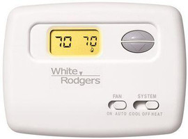 White-rodgers Non-programmable Digital Thermostat - White Rodgers Part # 1f78-144