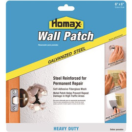 Homax Industries Homax Wall Patch 6 In. X 6 In.