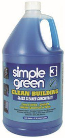 Simple Green Clean Building Green Seal Products Glass, Gallon