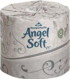 Gp Angel Soft Bathroom Tissue 2 Ply 20 Rolls Per Case - Purchase By The Case Only