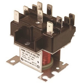 Emerson 2-pole 24-volt Relay Switch