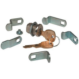 Compx Security Compx National Mailbox Lock Multi-cam Interior Use Kd