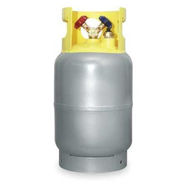 Refrigerant Recovery Cylinder, 30 Lbs
