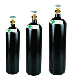Airgas Safety Nitrogen 40# Refill Only